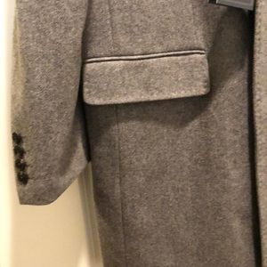 Hart Schaffner Marx Jackets & Coats - NWT Grey wool men's winter jacket made in Italy!
